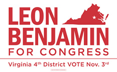 Benjamin For Congress